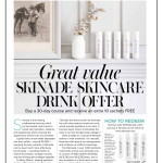 Skinade Woman & Home offer print page-1