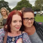 Kirsty & Liz at MTV Crashes Plymouth