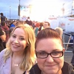 Becky & Liz at MTV Crashes Plymouth