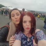 Kirsty & Becci at MTV Crashes Plymouth