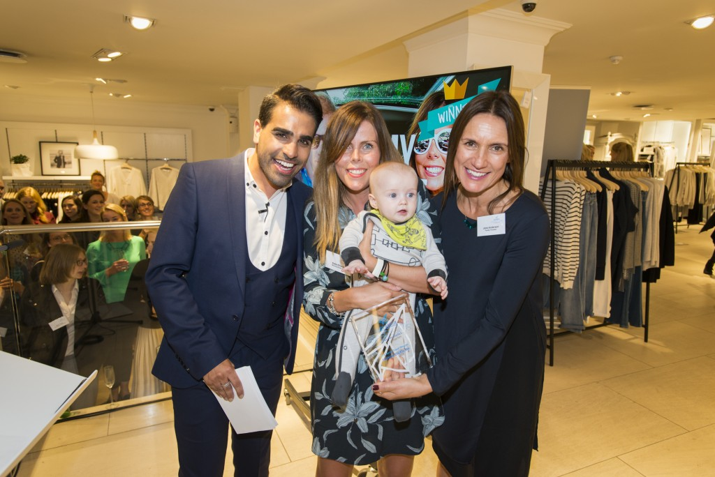 Dr Ranj Singh, Katie Ellison (Mummy and Daddy and Me Makes Three), Jane Anderson (Editor at Family Traveller)