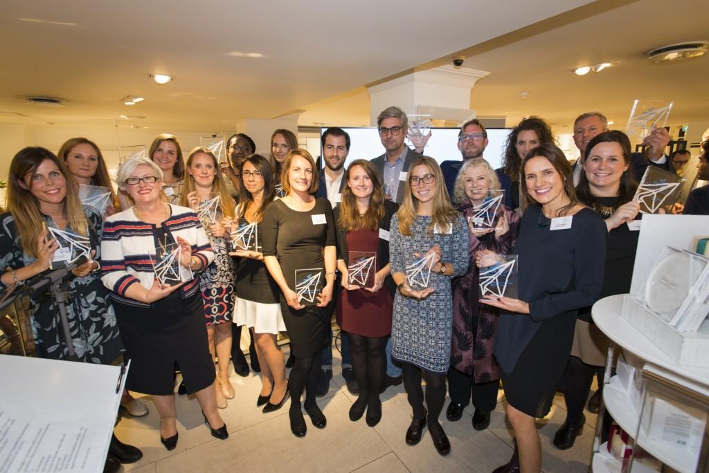 Winners of the Family Traveller Awards 2017